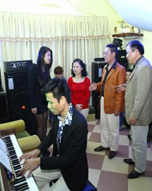 Khoá Thanh nhạc dành cho Doanh nhân