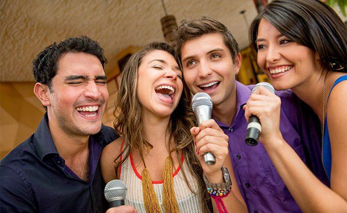 Khóa Karaoke thực hành Demo