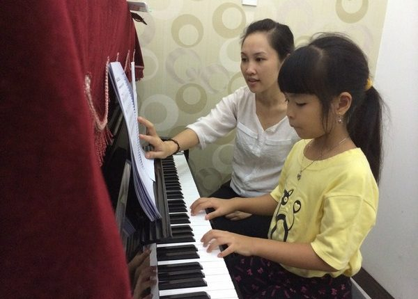 Sự phổ biến hiện nay về việc học thanh nhạc cho trẻ em ở Hà Nội