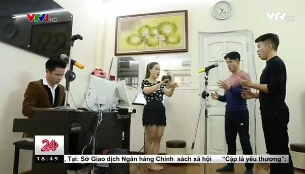 học cách hát karaoke hay