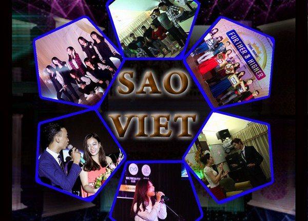 Học thanh nhạc cho người mới bắt đầu tại trung tâm Sao Việt